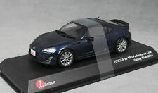 J Collection Toyota GT86 TRD Performance Line in Galaxy Blue JCP73018BL 1/43 NEW