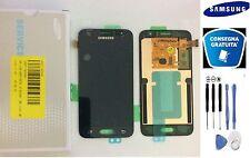DISPLAY LCD + TOUCH ORIGINALE SAMSUNG GALAXY J1 2016 J120FN SM-J120FN NERO + KIT