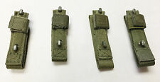 Canadian Military 82 Pattern Nylon Strap Webbing Set Of 4 #1332