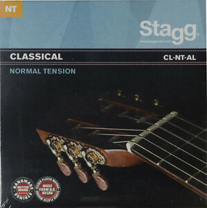6 Gitarrensaiten Konzertgitarre Klassikgitarre Nylonsaiten Saiten Seiten Nylon