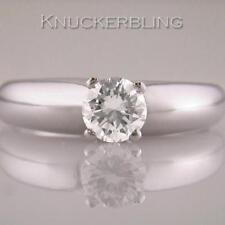 Not Enhanced VVS2 Fine Diamond Rings