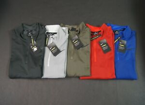 NIKE Men's Standard Fit Therma Quarter-Zip Training Jacket NWT