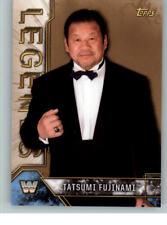 2017 WWE Legends #88 Tatsumi Fujinami