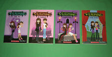 BOOKS My Sister the Vampire chapters LOT OF 4