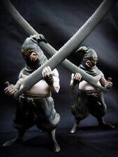 The Twins Mozgus' Disciples Berserk 1/8 Unpainted Statue Figure Model Resin Kit
