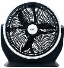 Union 18in Designer Series Floor Fan For Sale