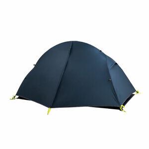 Naturehike Fahrradrucksack Zelt Ultralight 20D / 210T Campingzelt für 1 Person