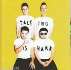WALK THE MOON Talking Is Hard CD