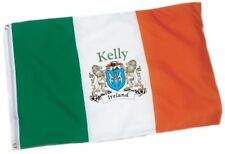 Kelly Irish Coat of Arms Flag - 3'x5' foot