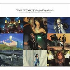 FINAL FANTASY VIII Original Soundtrack GAME MUSIC JAPAN 4 CD BOX SET NEW Japan