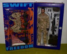 Escala 1/6 Dragón nos Moderna Frank Swift libertad Delta Fuerza