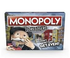2020~Monopoly For Sore Losers Collect Sore Loser Coins~BRAND NEW & SEALED.