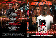 Best of Young Thug & Rich Homie Quan [Video Mix & Mixtape] CD & DVD [Double Disc