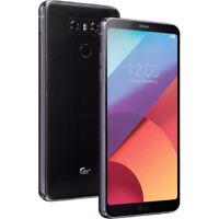 LG G6 H873 32GB Black (Unlocked GSM) Android 4G LTE 13MP WiFi Smartphone B