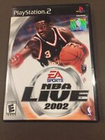 PS2G289 NBA Live 2002 (Sony PlayStation 2, 2001)