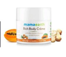 Mamaearth Body Creme for Stretch Marks and Scars, 100ml-Unisex