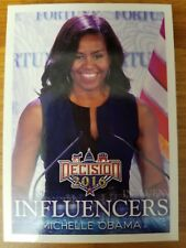 Decision 2016 Influencers BASE SINGLES Card NrMint-Mint