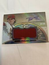 Tyler Skaggs Auto Relic /99 2013 Triple Threads D-Back Angels