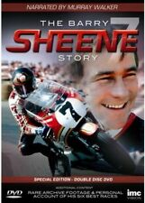 THE BARRY SHEENE STORY - Special Edition Double 2 Disc Set 3 hours R2 DVD not US