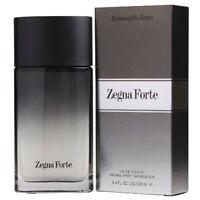 Zegna Forte by Ermenegildo Zegna 3.4 oz EDT Cologne for Men New In Box