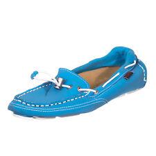 SEBAGO scarpa campionario shoes donna sample woman blue EU 37,5 - 472 N33