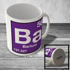 MUG_ELEM_081 (56) Barium - Ba - Science Mug