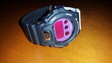 CASIO~DW-6900MR Heaven's Gate Custom Watch~Black/White/Purple/Punch/Silver~1of1
