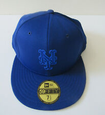 Men's New Era Cap New York Mets 59Fifty Fitted Size 7 1/2 Players Weekend