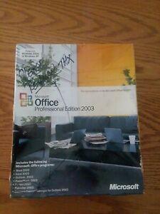 Microsoft Office 2003 Pro (Retail) for Windows 269-07387