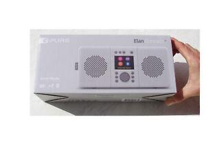 Radio Pure Elan Connect+ Internetradio in grau - neu!