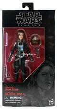 Star Wars Black Series NEW * Jaina Solo * #56 Action Figure 6-Inch Hasbro