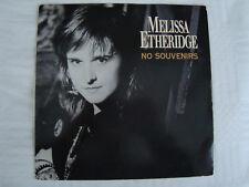 Melissa Etheridge - No Souvenirs / No Souvenirs - Island IS431