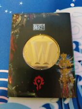 Blizzcon 2017 World Of Warcraft Authentic Gold Coin Republic of Gamers