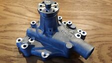 Water Pump ALUMINUM FORD 351C 400 351 M Circle Track Open Wheel Racing HIGH FLOW