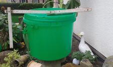 20 x 10  Liter Eimer mit Druckdeckel  gebraucht dichtschließend lebensmittelecht