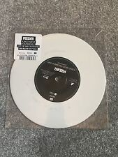 """FEEDER  - FORGET ABOUT TOMORROW, LTD 7"""" WHITE VINYL, RSD 2017, NEVER PLAYED"""