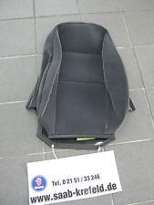 Saab 9-3 original Bezug Rückenlehne 5213301 Rückenlehnenbezug