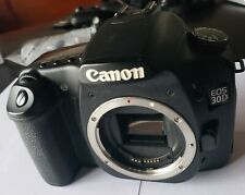 USED Canon EOS 30D 8.2MP Digital SLR DS126131 Camera BODY ONLY - Black