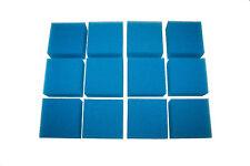 New 12 X Fine Foam Filter Pads Fish Tank Fits Juwel Compact Lowest Price!