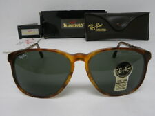 New Vintage B&L Ray Ban Traditionals Style D Blond Tortoise L1677 Aviator USA