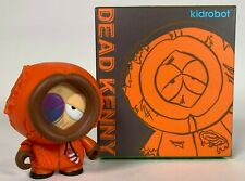 """SOUTH PARK - DEAD KENNY - Kidrobot - 3"""" inch figure Limited Edition"""