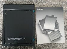 Polaroid Radiographic 8x10 Film Cassette with Manual for Golden XR150 X-Ray 150P