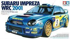 Subaru Impreza WRC 2001 - 1/24 Car Model Kit - Tamiya 24240