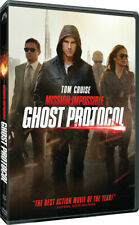 Mission: Impossible: Ghost Protocol [New DVD] UV/HD Digital Copy, Wide