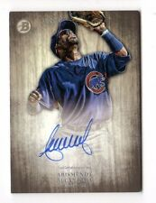 ARISMENDY ALCANTARA MLB 2014 BOWMAN INCEPTION PROSPECT AUTOGRAPHS (CUBS,REDS,A`S