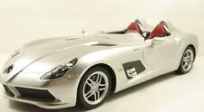 "RC car 11"" 1:12 Mercedes-Benz SLR Silver MBSLR12S"
