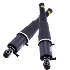 Pair Rear Air Suspension Shocks Replace For Chevy Tahoe GMC Yukon Cadillac