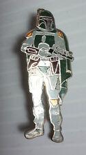 "Vintage Star Wars Boba Fett Cloisonne Pin 1.75"" - FREE S&H (SWPI-40)"