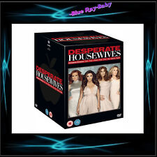DESPERATE HOUSEWIVES - COMPLETE SEASONS 1 2 3 4 5 6 7 8 *** BRAND NEW BOXSET***
