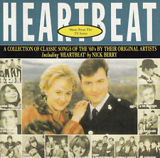 Heartbeat-1992-TV Series- Orig Soundtrack-15 Tracks-CD